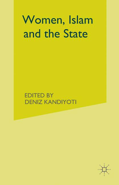 Cover of 'Women, Islam and the State'