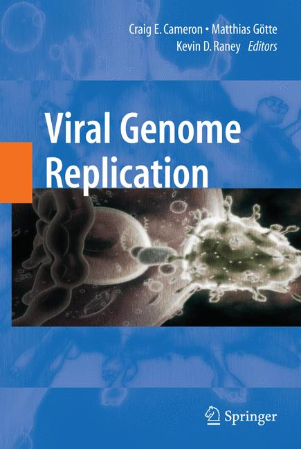 Cover of 'Viral Genome Replication'