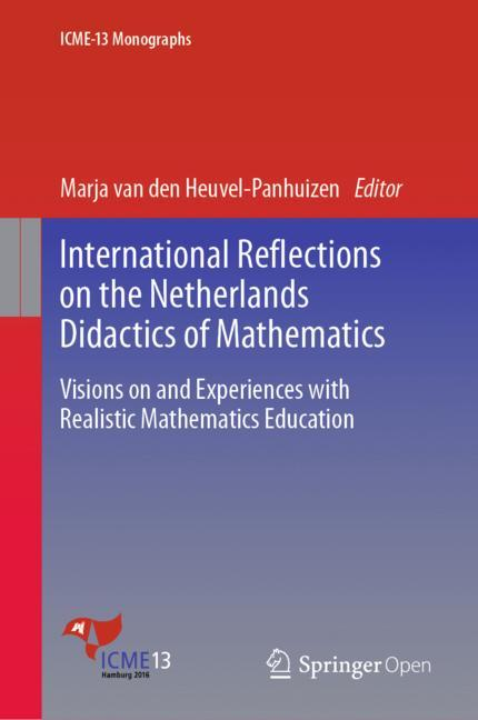 Cover of 'International Reflections on the Netherlands Didactics of Mathematics'