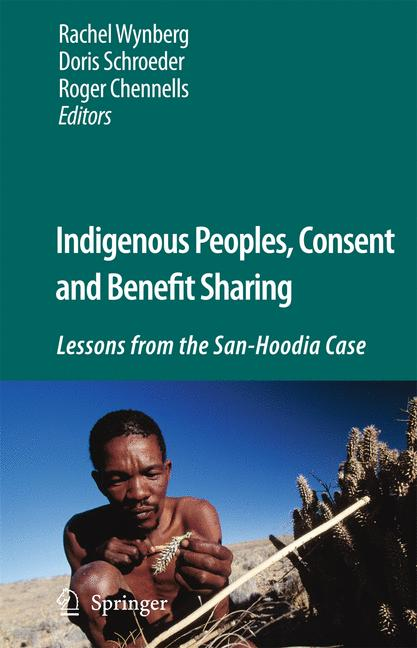 Cover of 'Indigenous Peoples, Consent and Benefit Sharing'