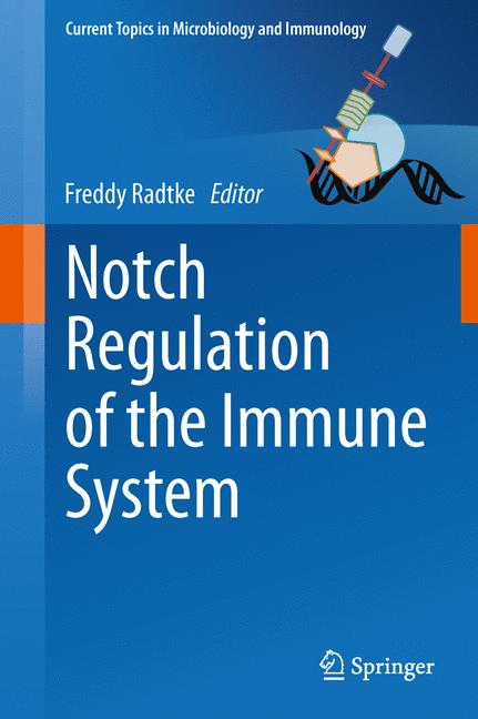 Cover of 'Notch Regulation of the Immune System'