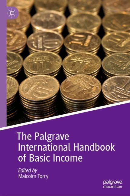 Cover of 'The Palgrave International Handbook of Basic Income'