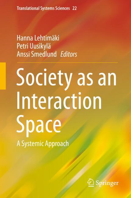 Cover of 'Society as an Interaction Space'