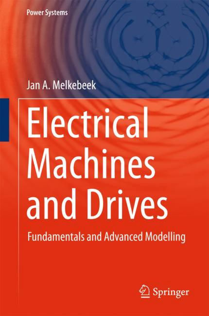 Cover of 'Electrical Machines and Drives'