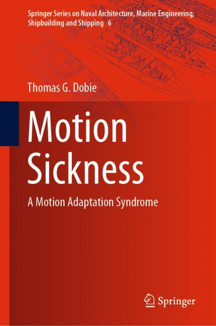 Cover of 'Motion Sickness'