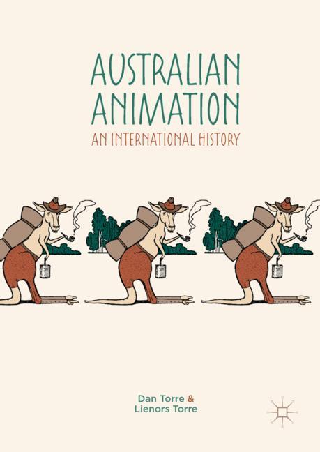 Cover of 'Australian Animation'