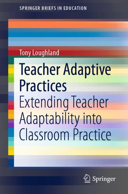 Cover of 'Teacher Adaptive Practices'