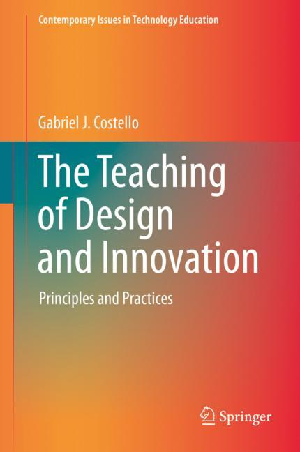 Cover of 'The Teaching of Design and Innovation'