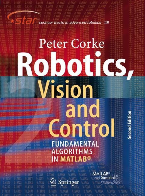 Cover of 'Robotics, Vision and Control'