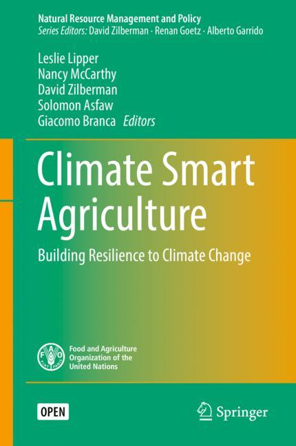Cover of 'Climate Smart Agriculture '