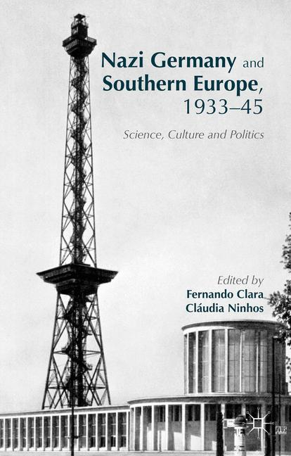 Cover of 'Nazi Germany and Southern Europe, 1933–45'