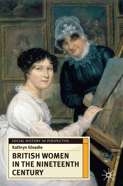 Cover of 'British women in the nineteenth century'
