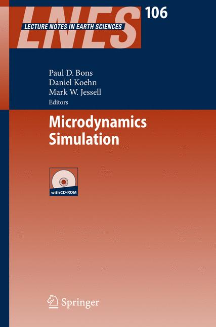 Cover of 'Microdynamics Simulation'