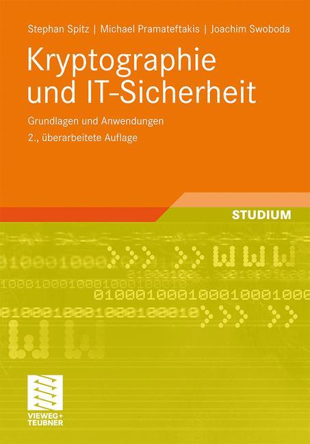 Cover of 'Kryptographie und IT-Sicherheit'