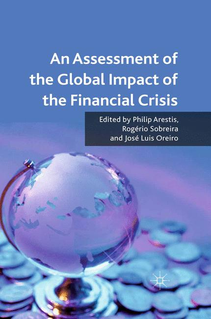 Cover of 'An Assessment of the Global Impact of the Financial Crisis'