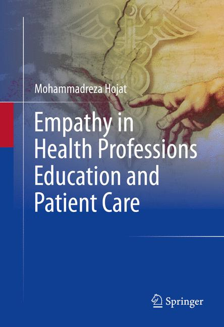 Cover of 'Empathy in Health Professions Education and Patient Care'