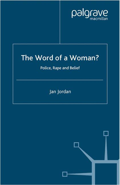 Cover of 'The Word of a Woman?'