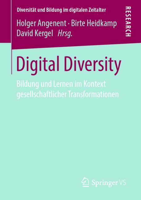 Cover of 'Digital Diversity'