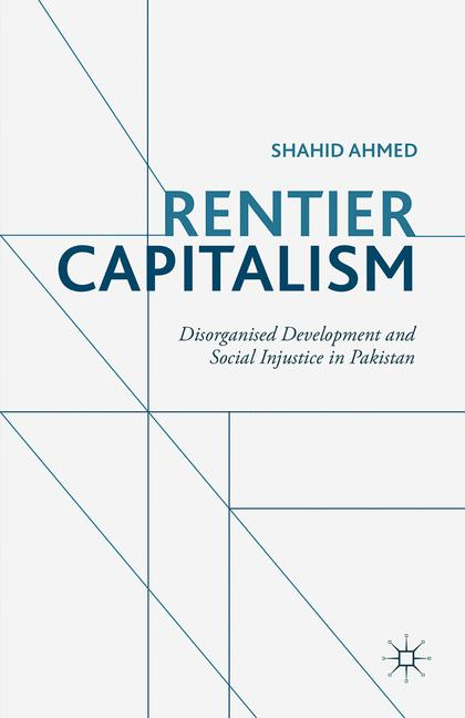 Cover of 'Rentier Capitalism'
