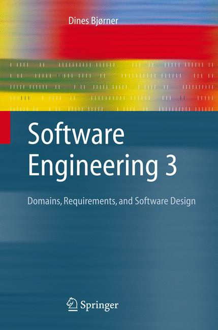 Cover of 'Software Engineering 3'