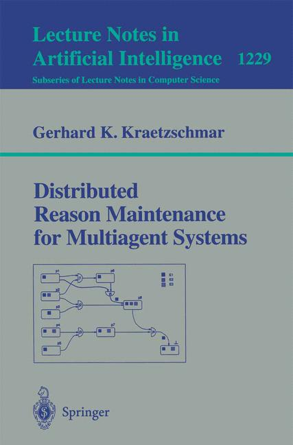 Cover of 'Distributed reason maintenance for multiagent systems'