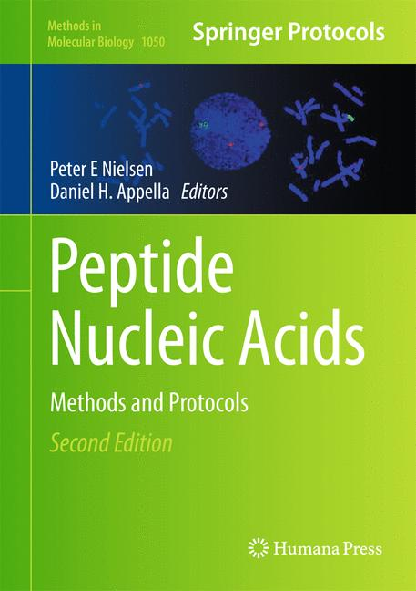 Cover of 'Peptide Nucleic Acids'