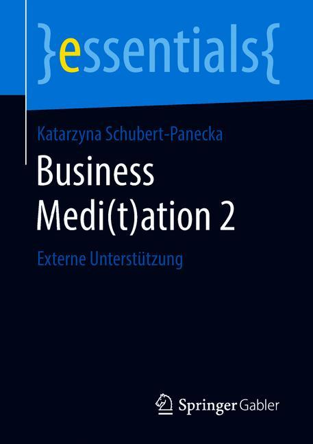 Cover of 'Business Medi(t)ation 2'