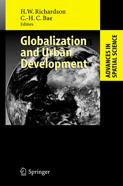 Cover of 'Globalization and Urban Development'