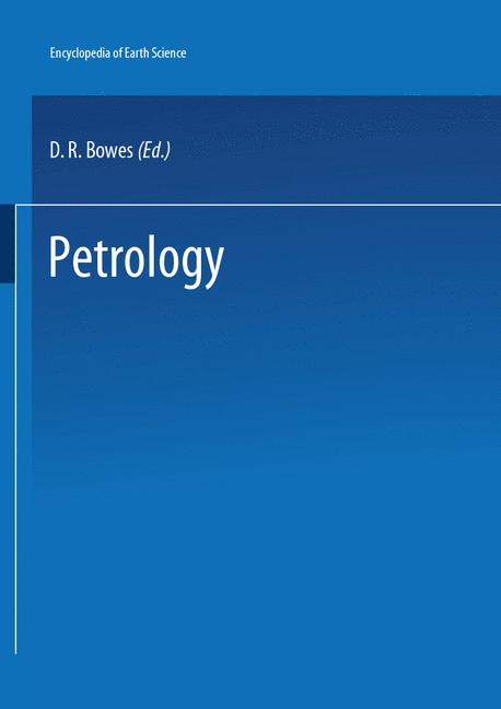 Cover of 'Petrology'