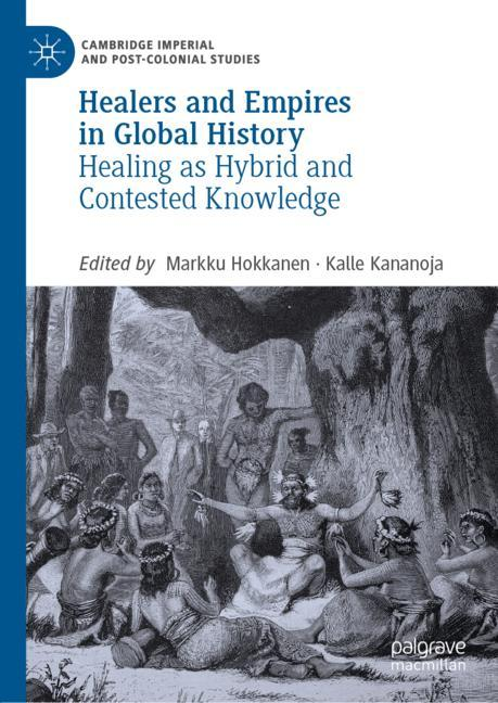 Cover of 'Healers and Empires in Global History'