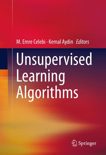 Cover of 'Unsupervised Learning Algorithms'