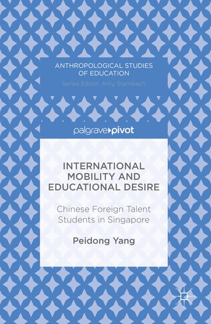 Cover of 'International Mobility and Educational Desire'