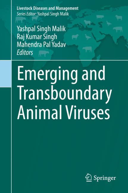 Cover of 'Emerging and Transboundary Animal Viruses'