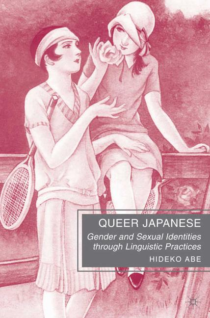 Cover of 'Queer Japanese'