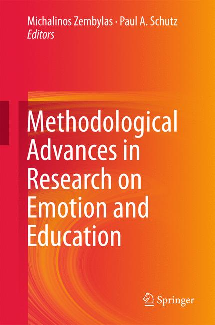 Cover of 'Methodological Advances in Research on Emotion and Education'