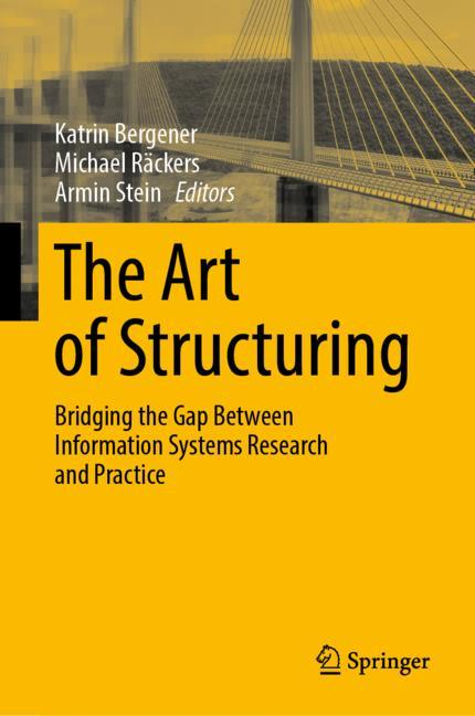 Cover of 'The Art of Structuring'