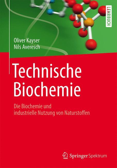 Cover of 'Technische Biochemie'