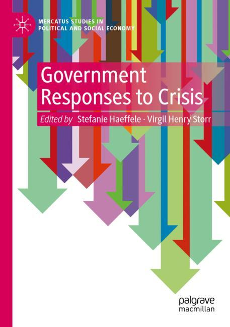 Cover of 'Government Responses to Crisis'