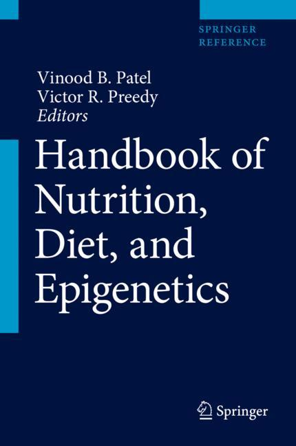 Cover of 'Handbook of Nutrition, Diet, and Epigenetics'