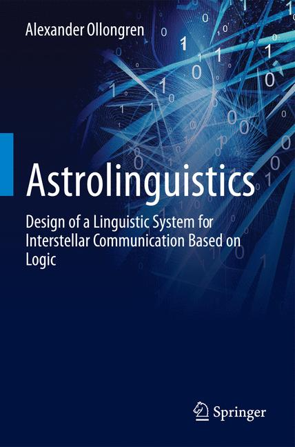 Cover of 'Astrolinguistics'