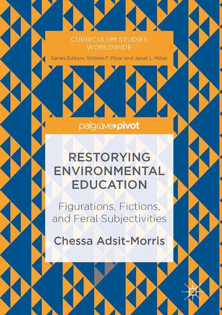 Cover of 'Restorying Environmental Education'