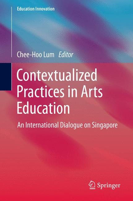 Cover of 'Contextualized Practices in Arts Education'