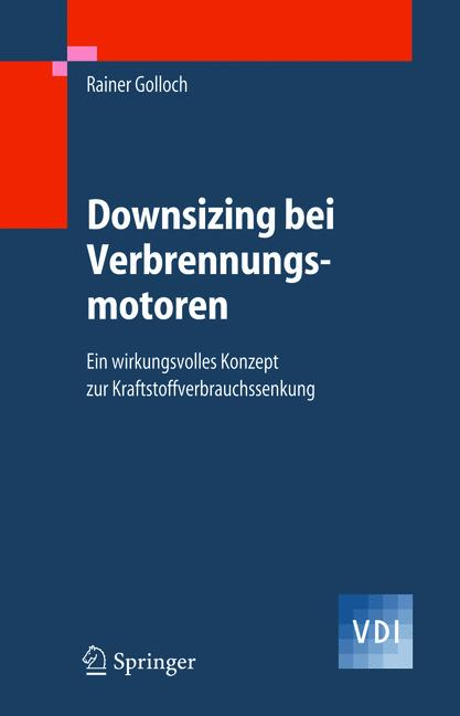 Cover of 'Downsizing bei Verbrennungsmotoren'