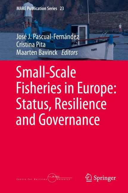 Cover of 'Small-Scale Fisheries in Europe: Status, Resilience and Governance'