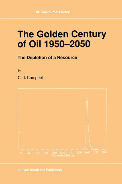 Cover of 'The Golden Century of Oil 1950–2050'