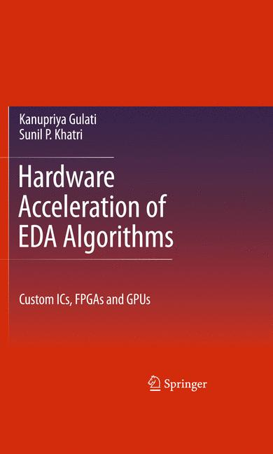 Cover of 'Hardware Acceleration of EDA Algorithms'