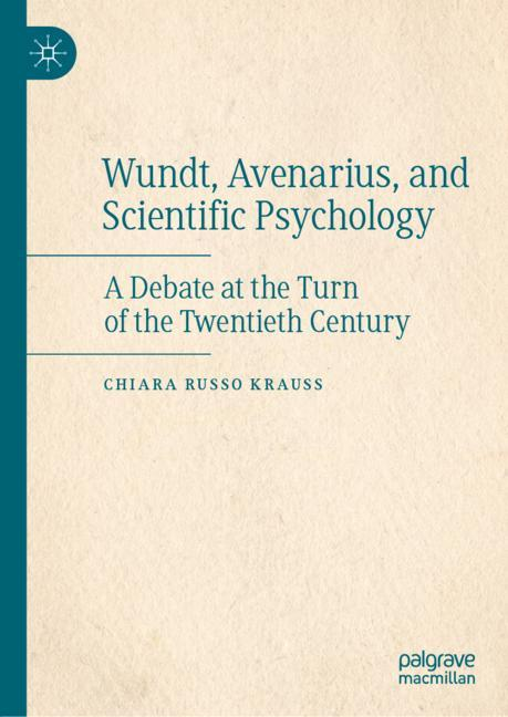 Cover of 'Wundt, Avenarius, and Scientific Psychology'