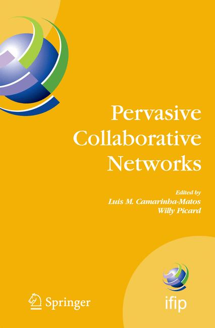Cover of 'Pervasive Collaborative Networks'