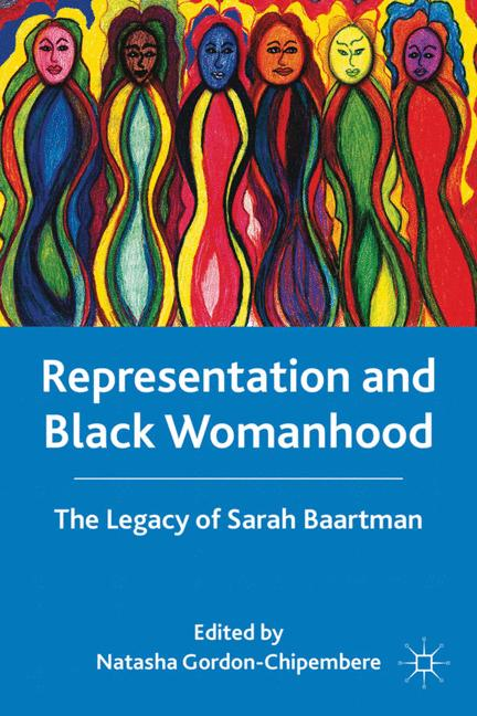 Cover of 'Representation and Black Womanhood'