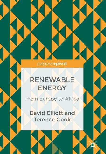 Cover of 'Renewable Energy'